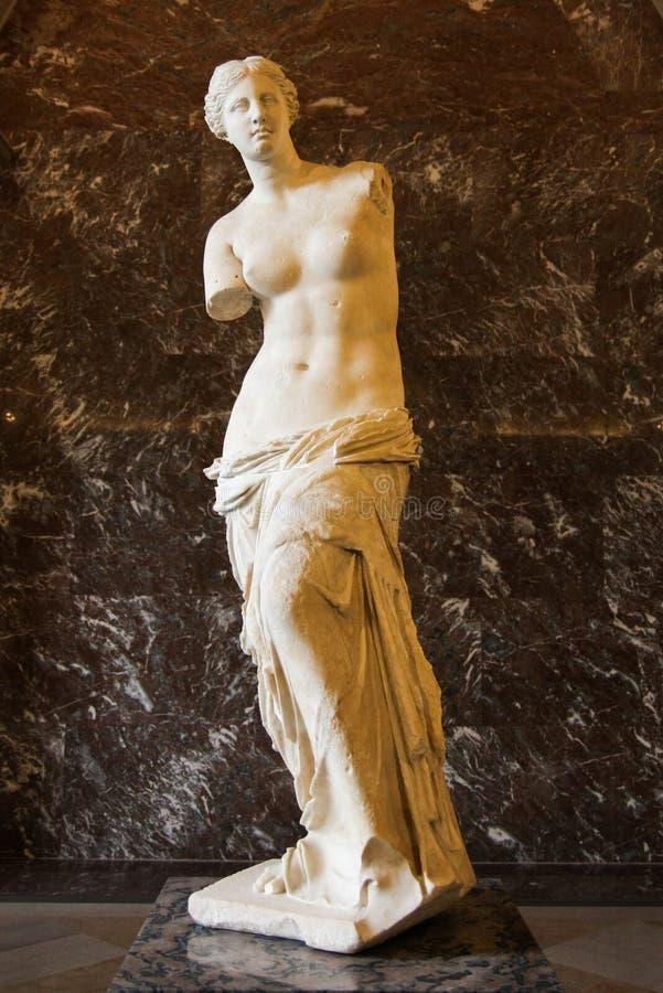Venus de Milo lizenzfreies stockbild