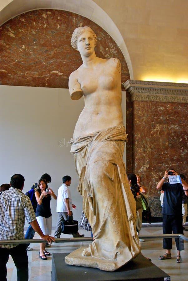 Venus- de Milostatue lizenzfreies stockfoto