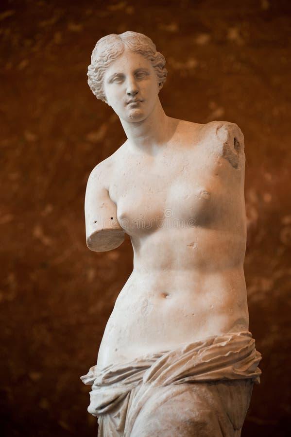 Venus of Milo royalty free stock images