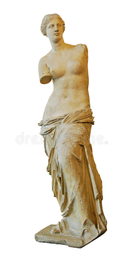 Download Venus of Milo stock image. Image of antiquity, collections - 14251713