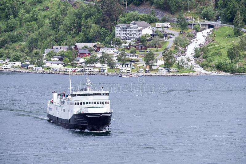 VEOY Fjord1 στοκ εικόνες