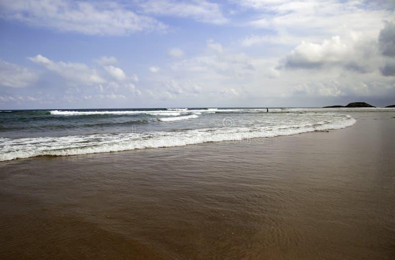 verão da praia de Paradise fotos de stock royalty free