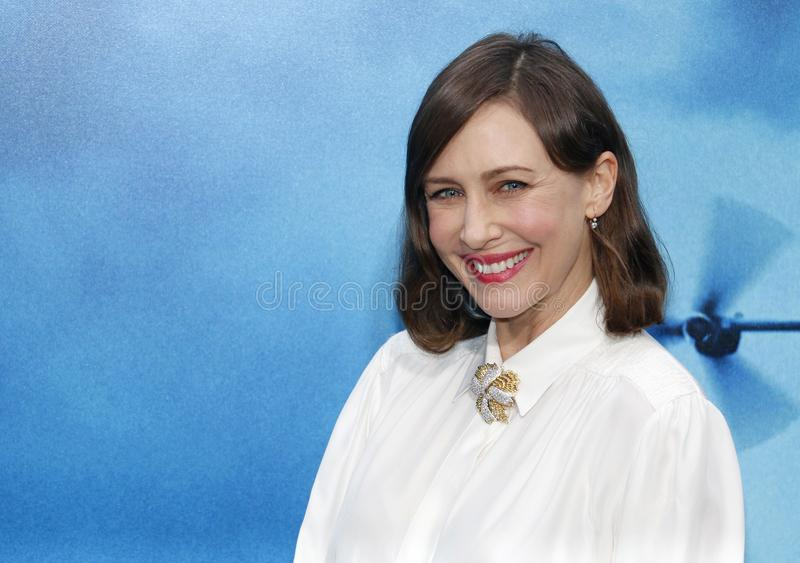 Vera Farmiga. At the Los Angeles premiere of `Godzilla: King Of The Monsters` held at the TCL Chinese Theatre in Hollywood, USA on May 18, 2019 royalty free stock photos