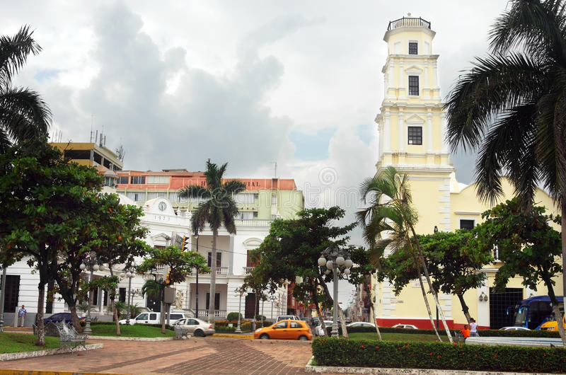 Veracruz fotografia stock