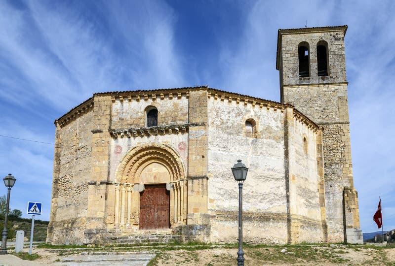 Veracruz i Segovia arkivfoton