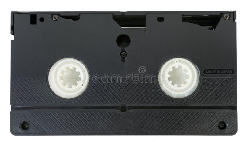 Veralteter VHS-Videoband stockbild