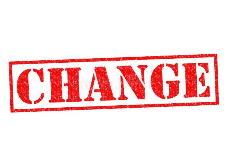 verandering vector illustratie
