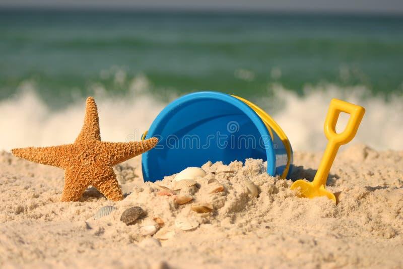 Verano en la playa fotos de archivo libres de regalías