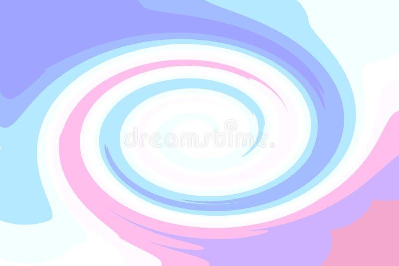 Verano fresco 1 en colores pastel libre illustration