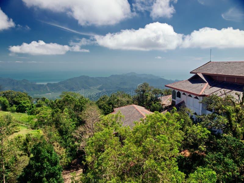 Veranschaulichung in der Langkawi-Insel. Malaysia stockbilder