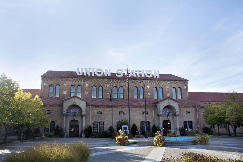 Verbands-Station ogden herein Utah stockfotografie