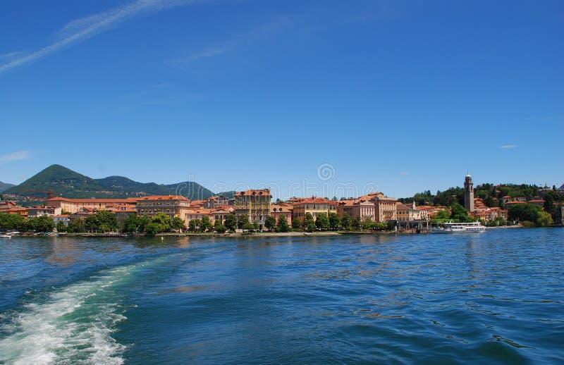 Verbania Pallanza, lake maggiore, Italy