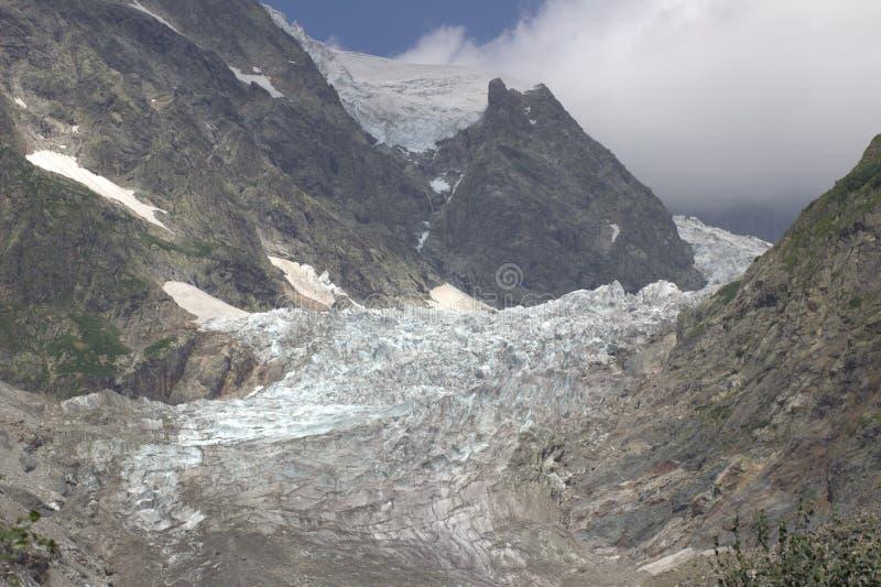 Verbazend landschap van Georgië stock foto