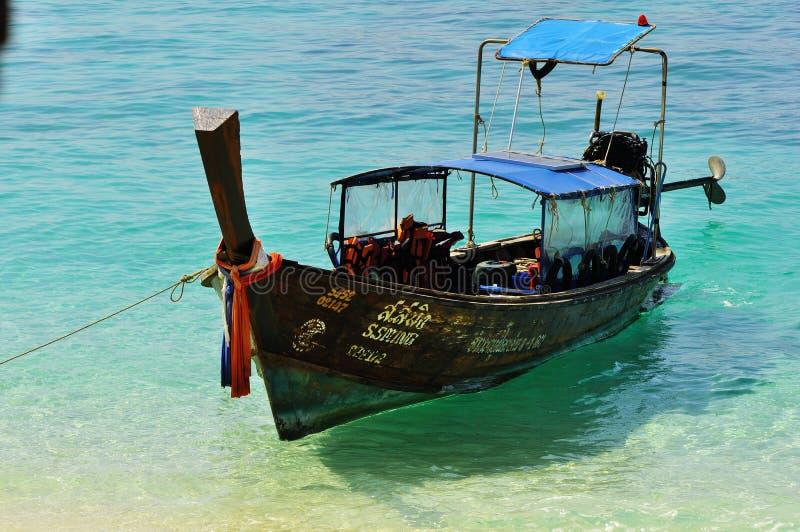 Verbazende aard en exotische reisbestemming in Thailand stock foto's