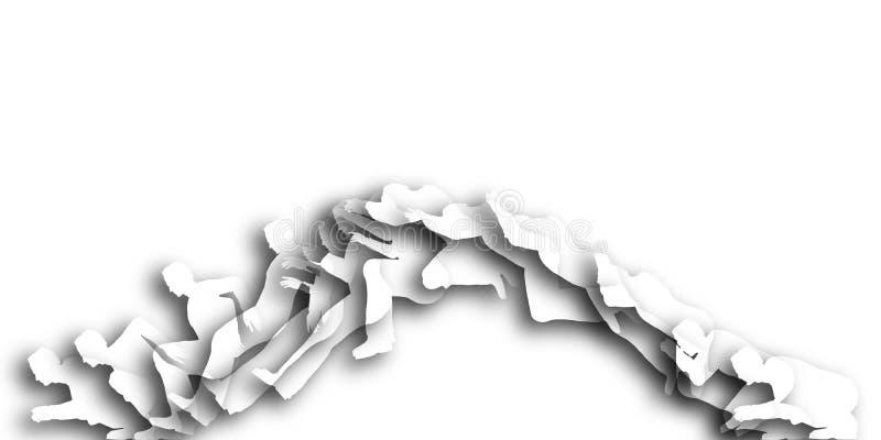 Verbindingsdraad vector illustratie