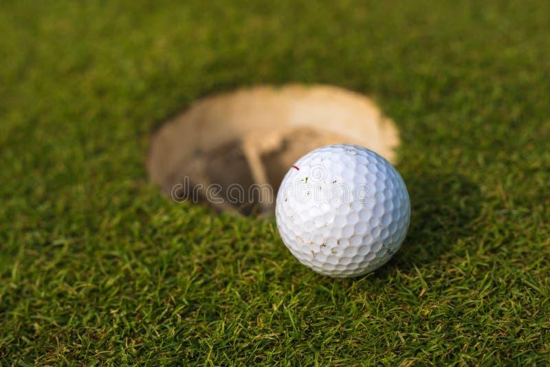 Verbindungen Vorlagenklasse im Golf stockbild