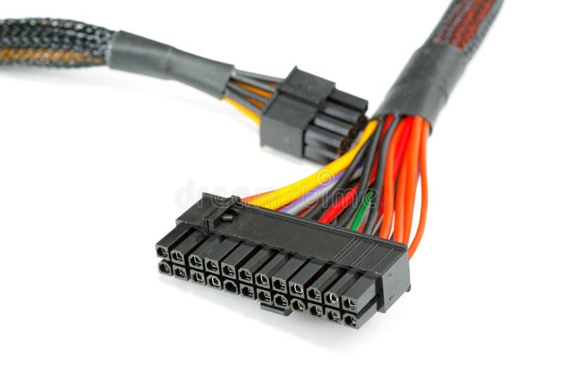 Ziemlich Schwarze Und Rote Verbindungsdrähte Ideen - Elektrische ...