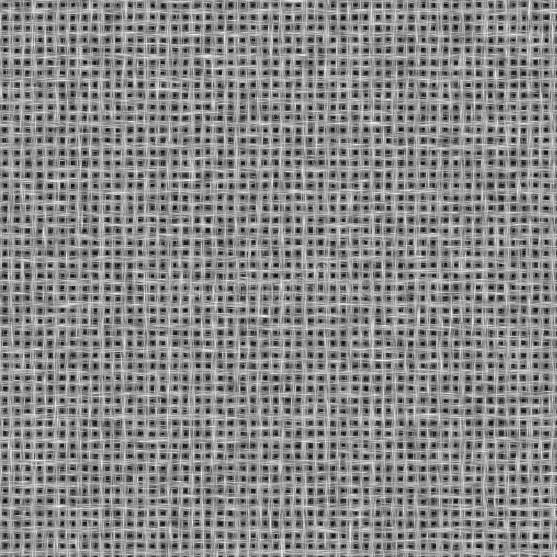 Verblassenes graues gesponnenes Material vektor abbildung