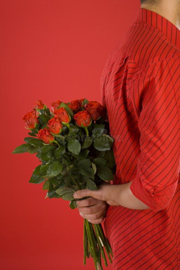 Verborgen bloemen stock foto