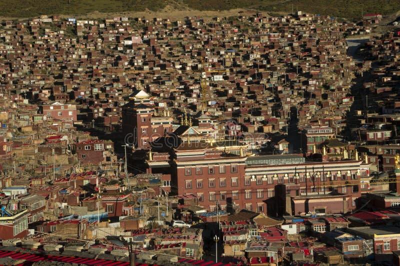 Verbotene Stadt von Serta, Hauptkloster stockfoto