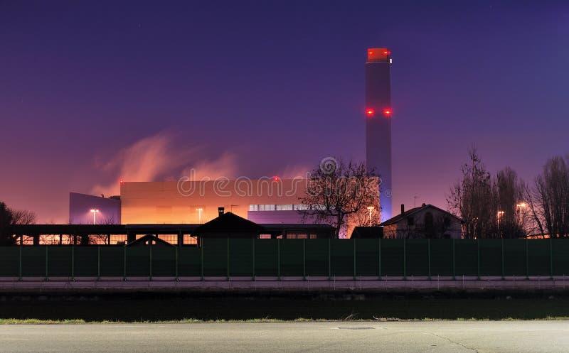verbrandingsoven stock fotografie
