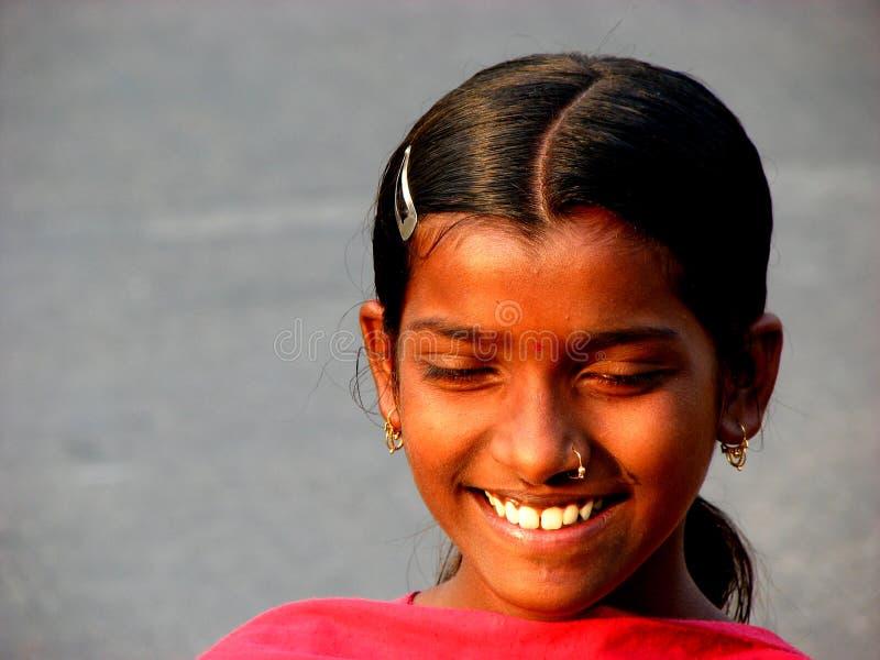 Verdad sonriendo imágenes de archivo libres de regalías