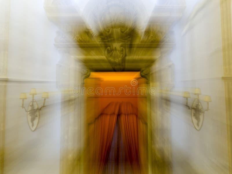 Verdala宫殿,马耳他 库存照片