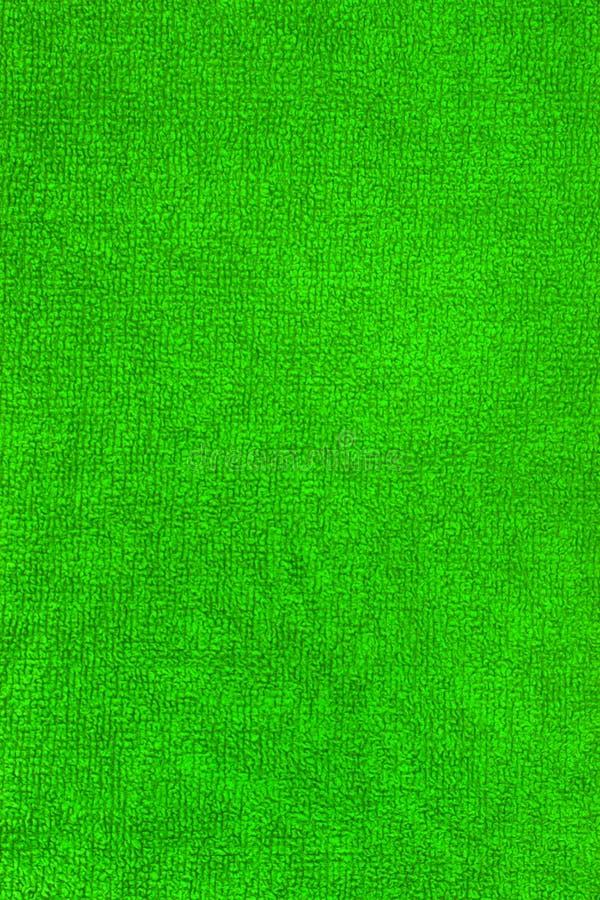 Verde abstracto del resplandor del diseñador del fondo foto de archivo