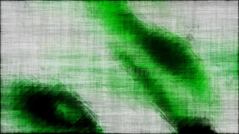 Verde abstracto y fondo elegante hermoso del diseño del arte gráfico del ejemplo de Grey Dirty Grunge Texture Background libre illustration