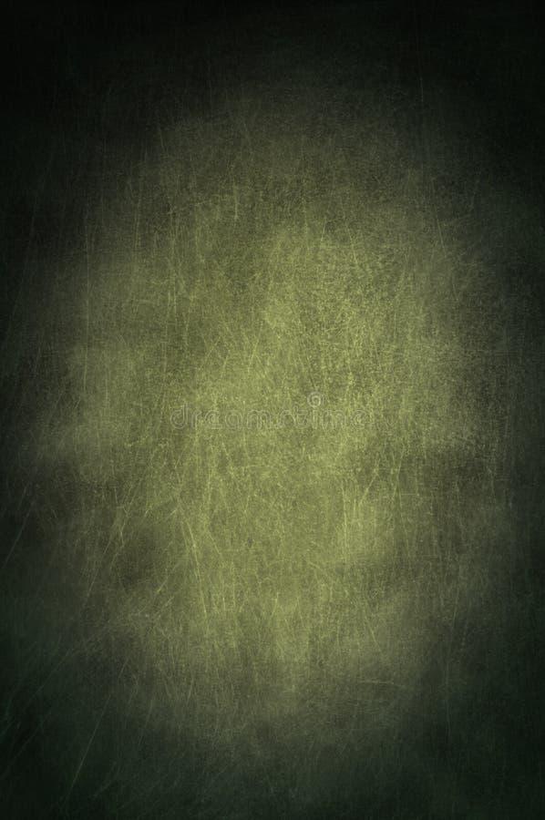 Verde arrugado Backgrou de la lona imagenes de archivo