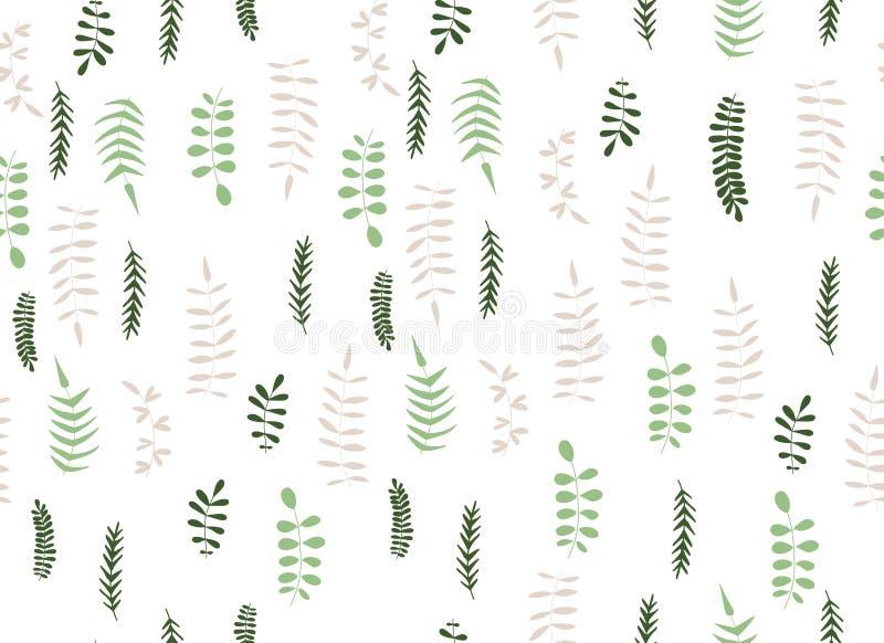 verde claro ilustración del vector