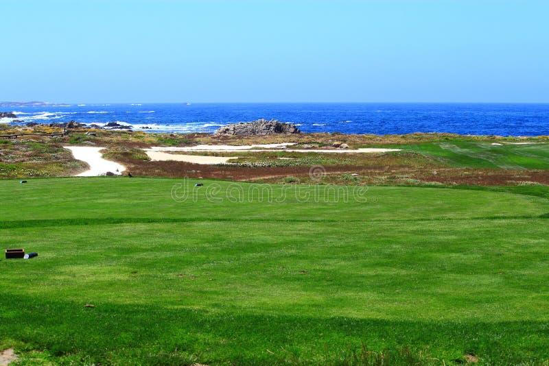 Download Verde del golf imagen de archivo. Imagen de césped, monterey - 41911887
