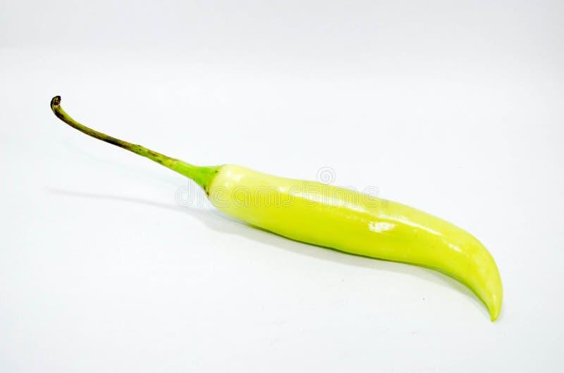 Verde del pepe fotografie stock libere da diritti