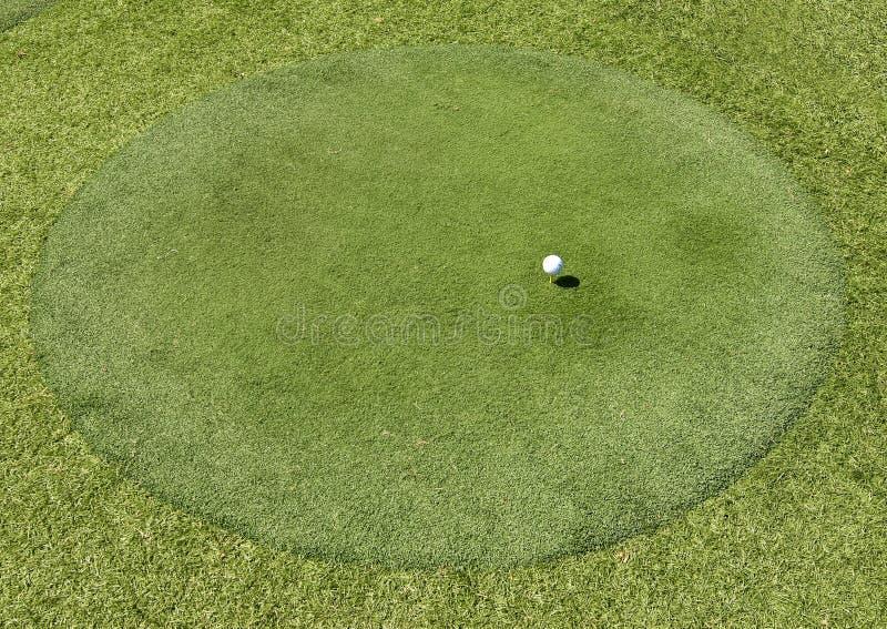 Verde do golfe fotos de stock royalty free