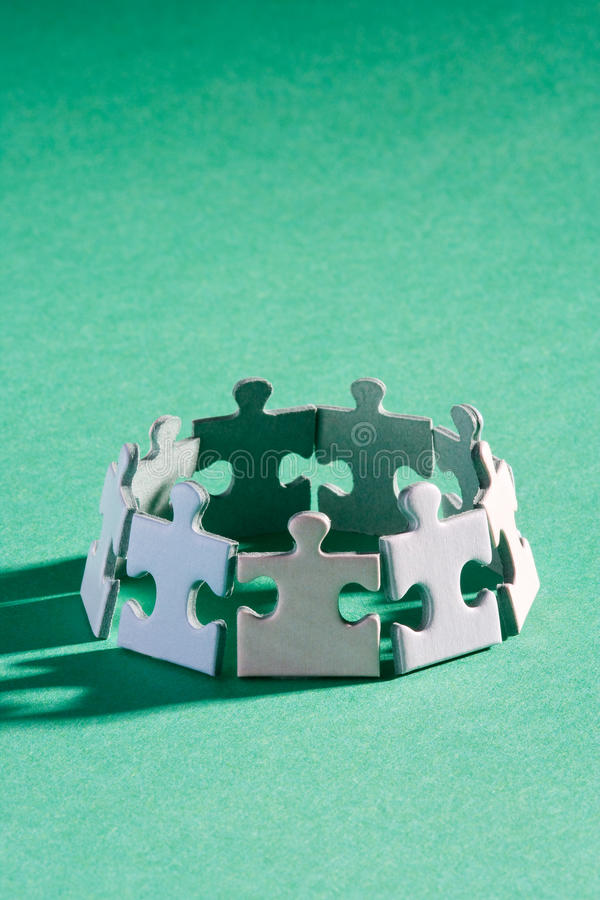 Verde do grupo da serra de vaivém fotos de stock royalty free
