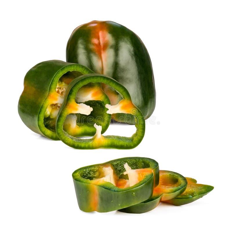 Verde do pimenta-da-jamaica foto de stock royalty free