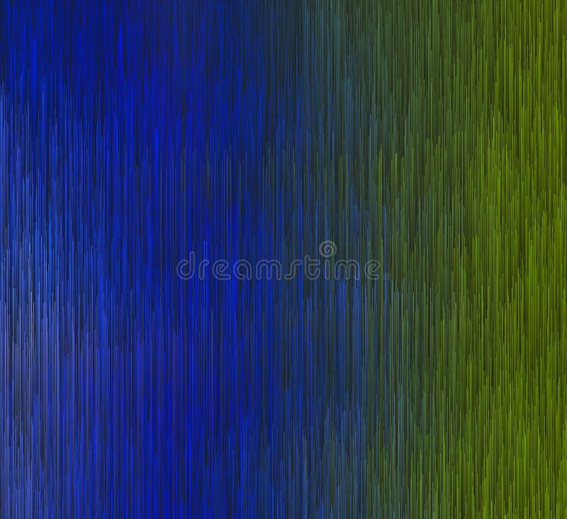 Verde e azul imagens de stock royalty free