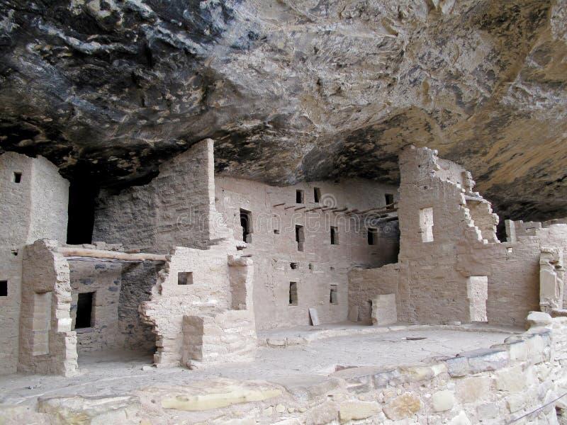 verde för park för slott för klippacolorado mesa nationell arkivfoto