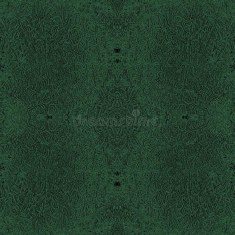 Verde irlandés de Complexionem foto de archivo
