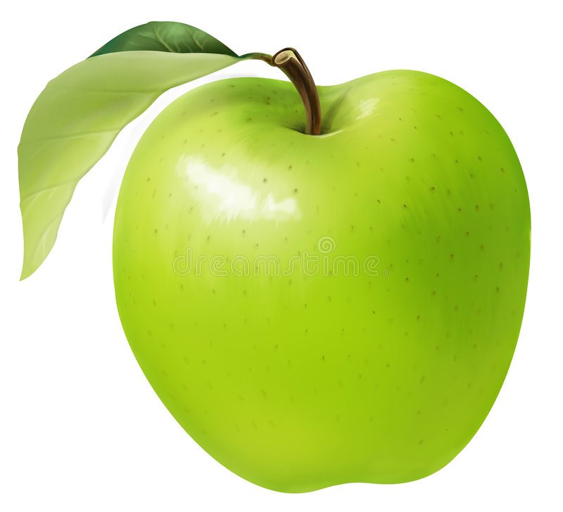 Verde-maçã fotos de stock