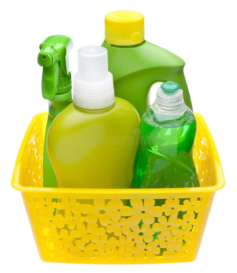 Verde pulisca fotografie stock libere da diritti