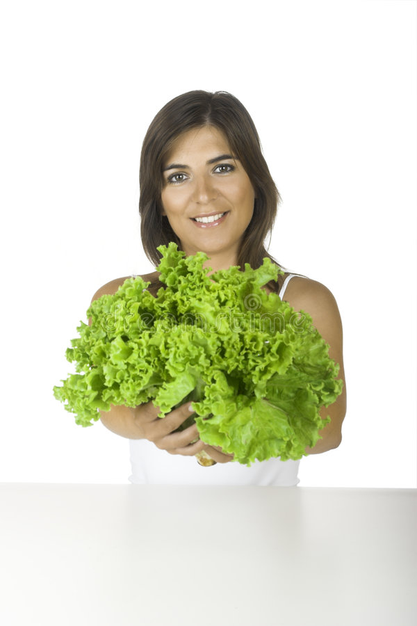 Verde saudável imagem de stock royalty free