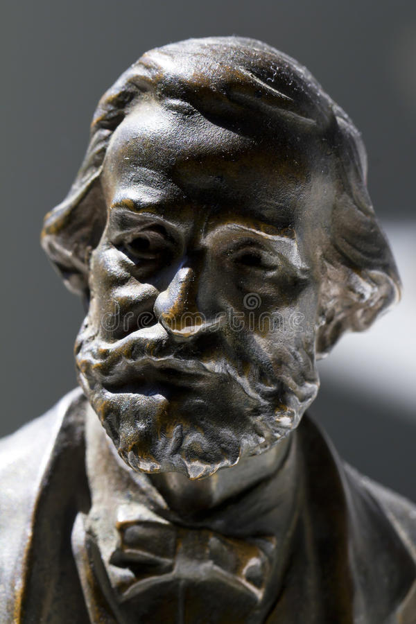 Verdi de Giuseppe images stock