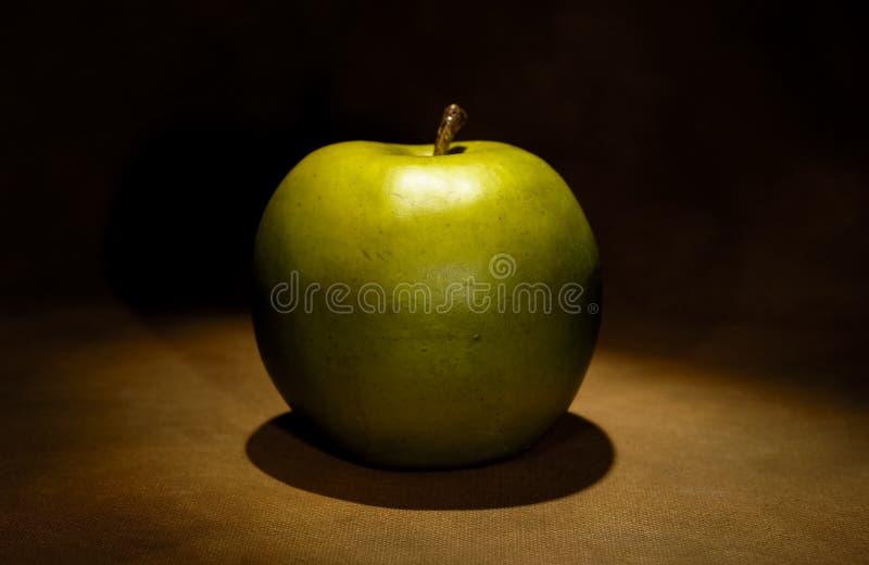 Verdissez Apple photographie stock