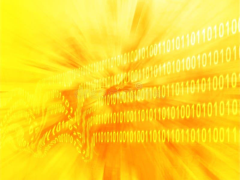 Verdorbene Daten vektor abbildung