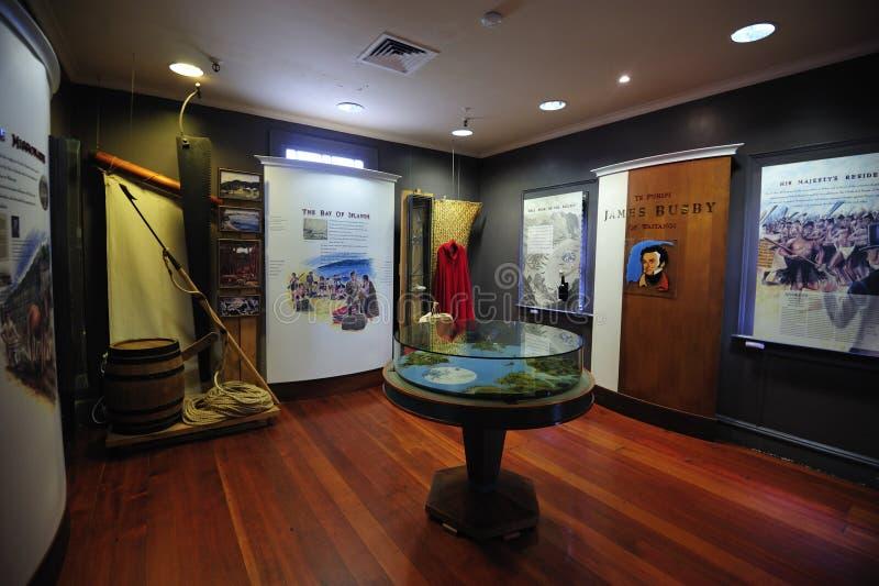 Download Verdrag Van Museum Waitangi Redactionele Stock Foto - Afbeelding bestaande uit historisch, retro: 29500643