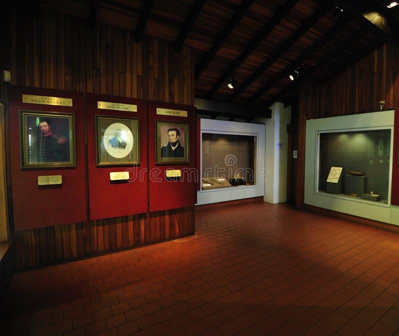 Download Verdrag Van Waitangi Museum, Paihia Redactionele Stock Afbeelding - Afbeelding bestaande uit tracery, lichaam: 29500514