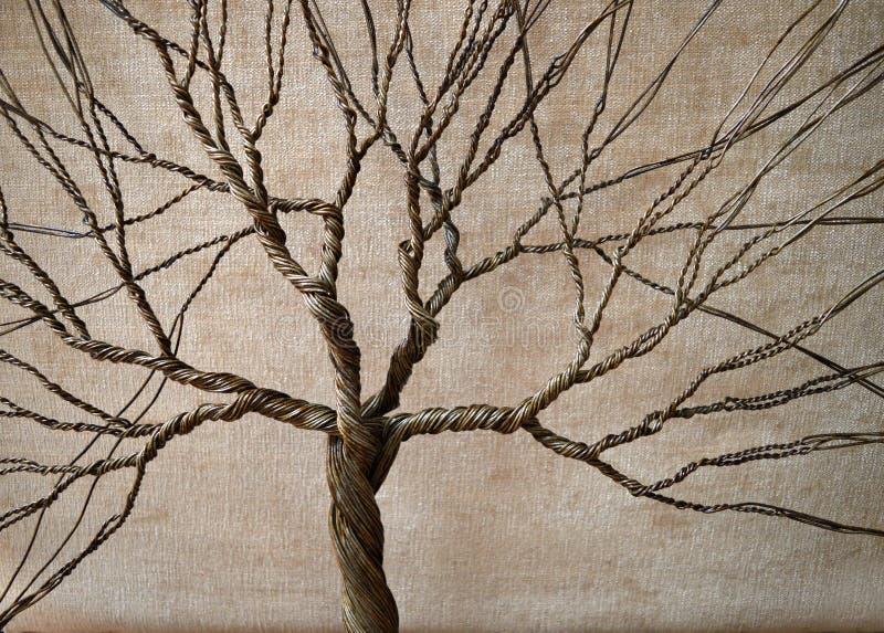 Nett Draht Baum Kunst Fotos - Der Schaltplan - greigo.com