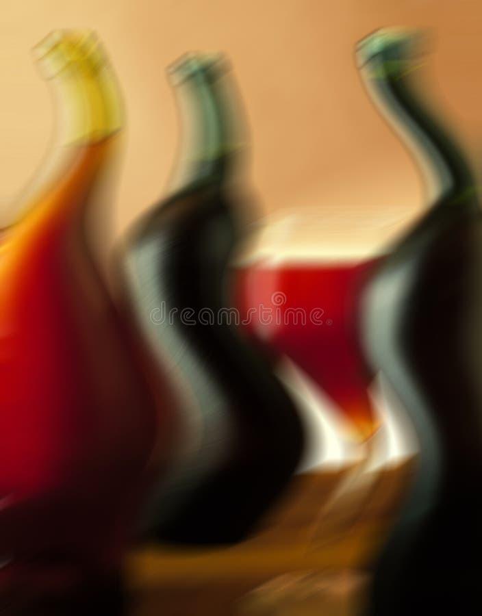 Verdrehter Wein lizenzfreie stockfotos