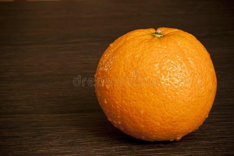 Verdura arancione fresca al gusto di frutta immagini stock libere da diritti